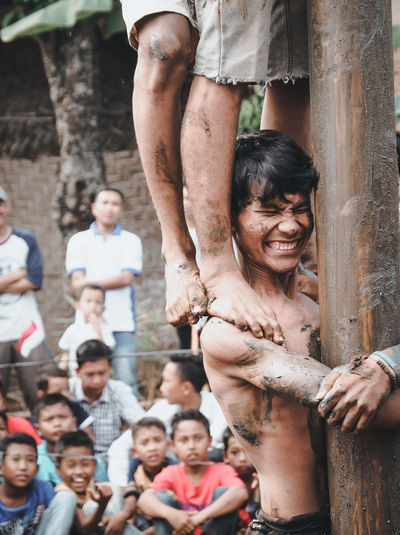 tradisional game indonesia Game Tradisional INDONESIA Cultures Like Photography People Shootermag Human Body Part