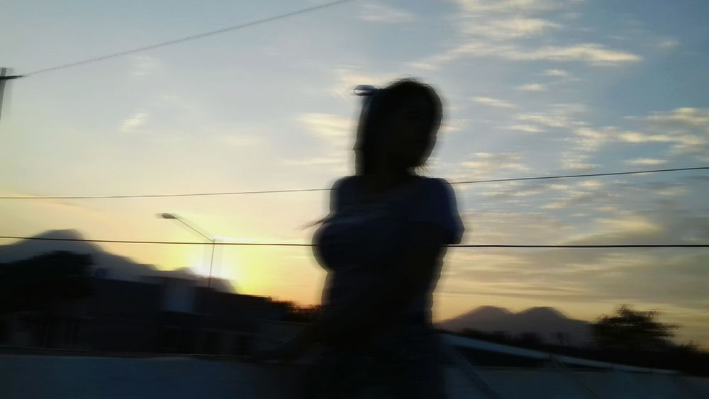 It becomes one of my favorite photographs you who think?☺💛 One Person Only Women Sky People Nature Day One Young Woman Only One Woman Only Photography Monterrey Living Life First Eyeem Photo Tumblr Style. Tumbler City Adults Only Sunset Silhouette Cloud - Sky Telephone Line Cable Women Full Length Adult Outdoors