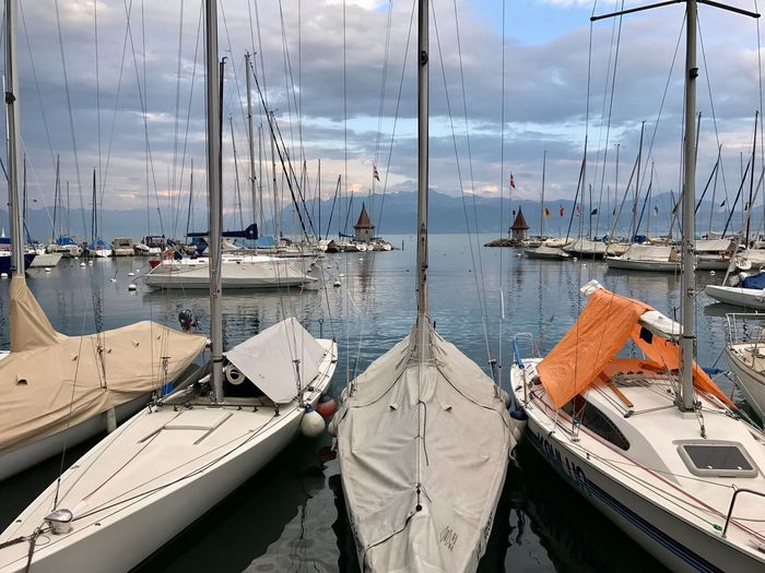 Morges Lake View Switzerlandpictures Your Ticket To Europe
