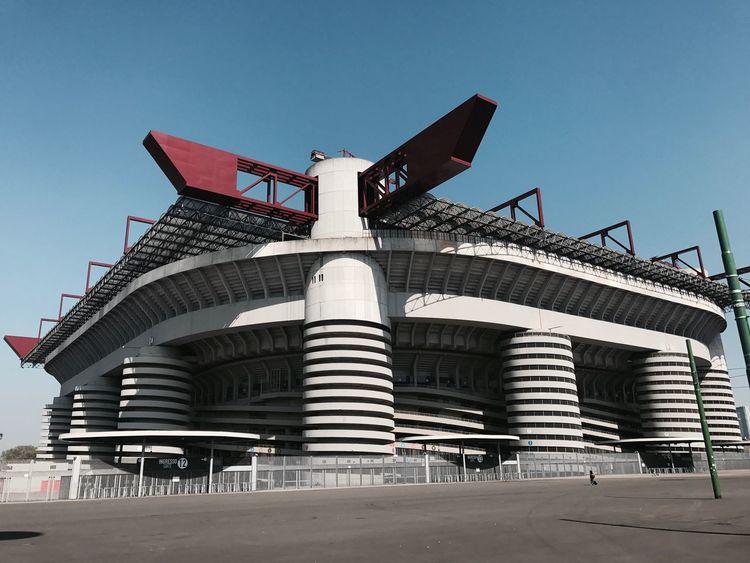 San Siro Architecture Built Structure Brutalism