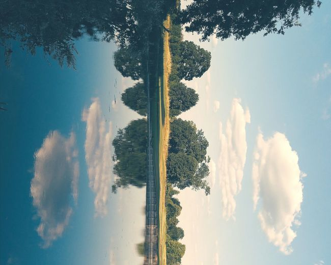Landscape The Magic Mission Perspective Changes Everything My Perspective Reflected Glory Reflections In The Water Reflection Perfection  Reflection Obsession Reflection Of Trees And Sky Trees And Sky Water Reflections Imagination Light And Shadows Reflections And Shadows Serene Landscape Serene Outdoors Postcode Postcards