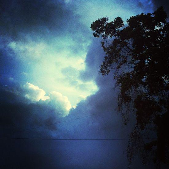 Melancholic Landscapes Rainy Day