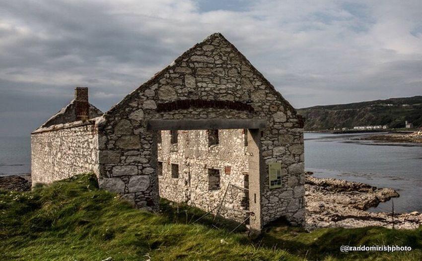 Abandoned Buildings Rathlin Island Ruins Ireland Northern Ireland Discover Northern Ireland