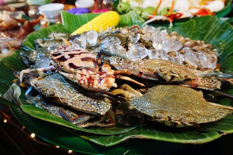 Crab Thai