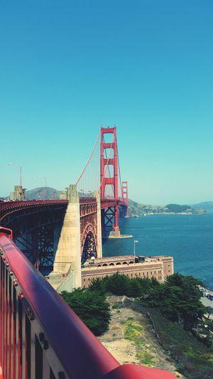 GGB Golden Gate Bridge Sanfrancisco Architecture Amazing View Suspension Bridge Travel Streetview Streetphotography