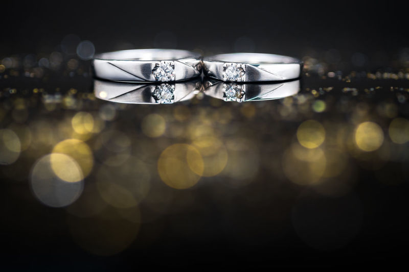 Groom Luxurylifestyle  Platinum Wedding Bokeh Both Bride Close-up Closeup Cople Daimond Diamond - Gemstone Diamond Ring Gemstone  Jewelry Luxury Platinum Precious Gem Precious Gemstone Reflection Ring Selective Focus Shiny Soulmate Wealth