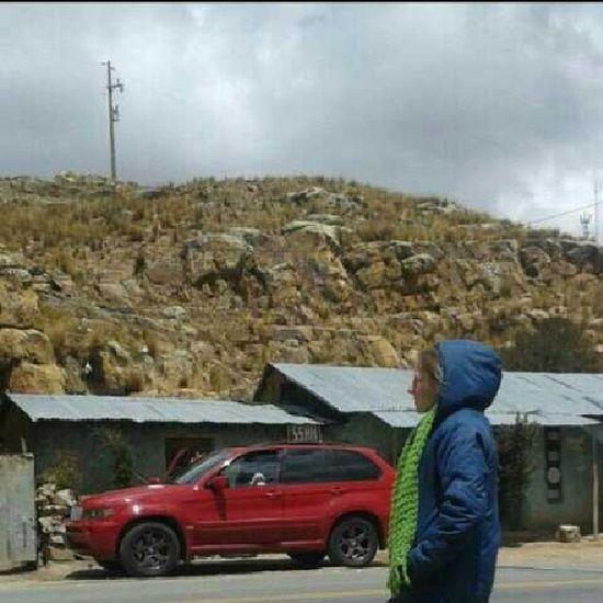 Huaraz Puna FR ío Buen viaje