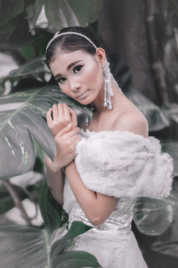 Ice Queen Princess Model Mood People Portrait Fashion ASIA Beauty In Nature Beauty Fairy Fairytale  Snow Beauty In Nature Beauty Covering Season  Frozen Deep Snow Snowfall Cold Winter Snow Covered Petal