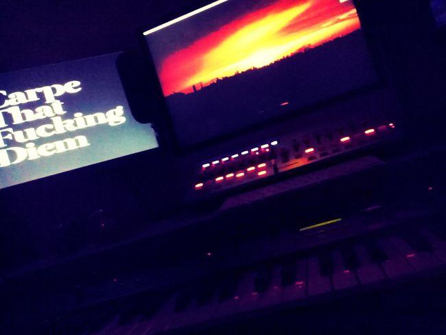 Music, Everyday, Hear, Feel, Produce, Love
