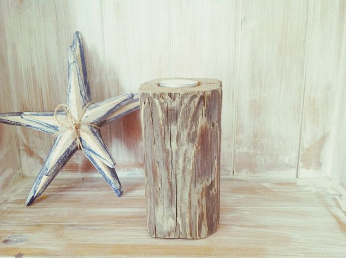 Candle holder, that I make Beach Handmade For You Beautiful Candlelight