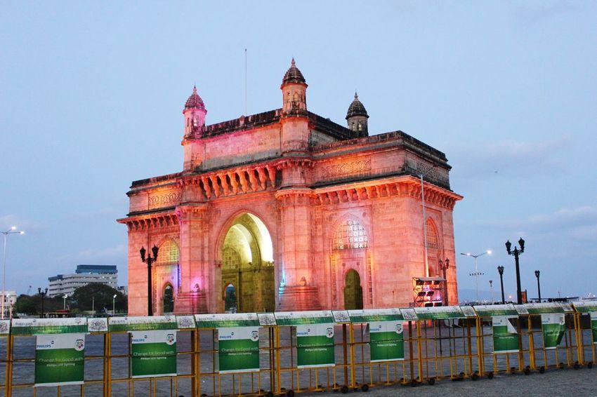Gatewayofindia Nightphotography history
