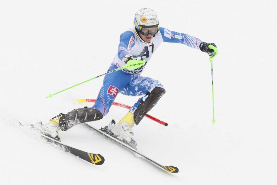 Alpine Skiing World Cup Men's Slalom Kitzbuhel Alpine Color Googles Helmet Kitzbühel Mens Ski Ski Poles Skiing Skis Slalom Snow Speed Weareskiing White Background Winter Winter Sport World Cup