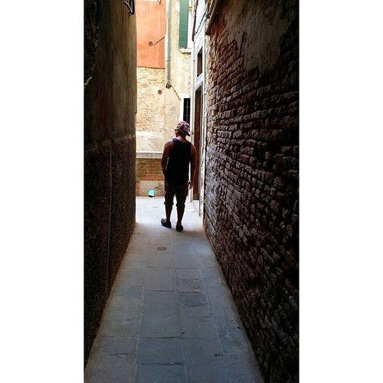 Walkin foreign streets lookin fly 😎 Timetraveling