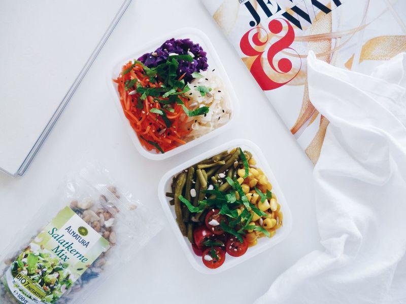 Eat the rainbow 🌈 Vegan Foodphotography Lunch Food Vegetables Healthy Detox Salad Healthy Food