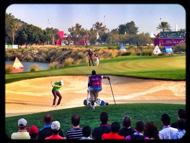 Golfing Final european tour!