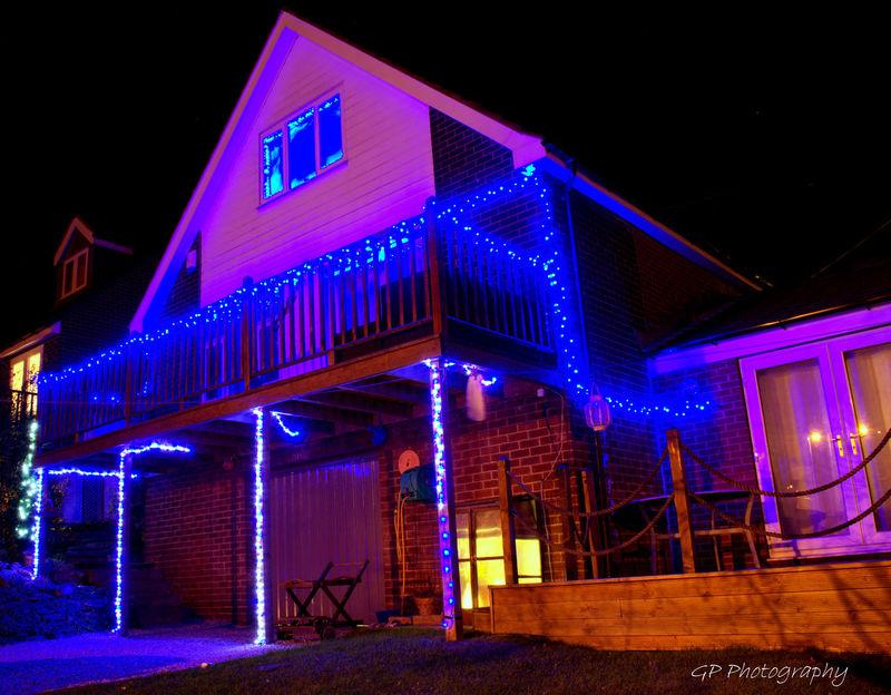 Showcase: December Christmas Christmas Lights House