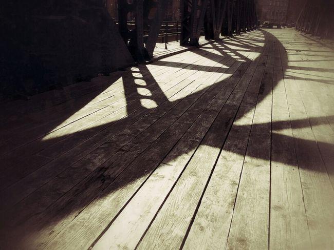 Shadows Scotland Edinburgh