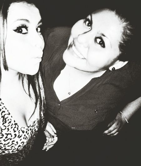 My Best Friend Forever❤ Black & White ♥ Mexico City