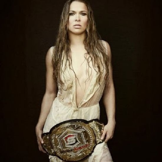 RondaRousey UFC MMA WMMA