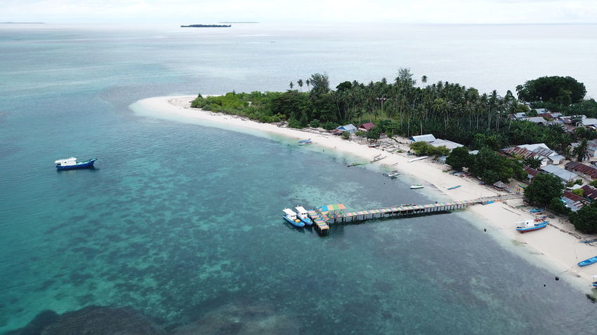Koloray/Kolorai Island, Morotai Island Regency, North Maluku (Mollucas) Aerial Shot DJI Mavic Pro DJI X Eyeem Drone  Aerial View Architecture Beach Beauty In Nature Day Dji High Angle View Horizon Over Water Island Jet Boat Maluku  Maluku Utara Mavic Pro Mode Of Transport Morotai  Morotaiisland Nature Nautical Vessel No People Outdoors Sailing Sea Ship Sky Transportation Tree Water