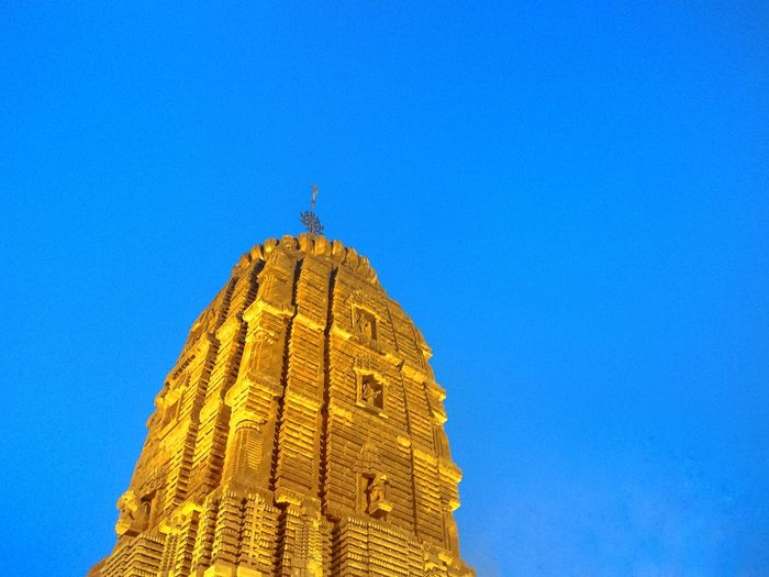 Architecture God Temple Solace Peace Beautiful Low Angle View Sky Eternal