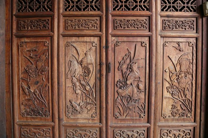 The Purist (no Edit, No Filter) Anhui,China My Unique Style Check This Out Old House Art Carving Carving In Wood Ancestral House Ancestral Temple