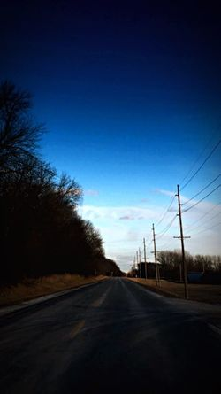 Destination unknown. Outside Photography Drivebyphotography Countryroads Smalltownusa