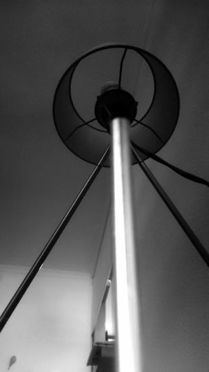 Reflection Architecture Black And White Blackandwhite Built Structure Ceiling Close-up Connection Day Electric Lamp Electrical Equipment Electricity  Fuel And Power Generation Indoors  Lamp Lighting Equipment Low Angle View Metal Monochrome No People Pole Sky Street Light Technology Wall - Building Feature