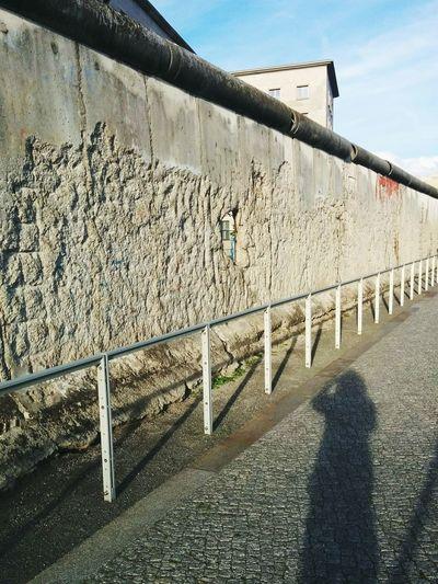 Berlin Wall Historical Ruins