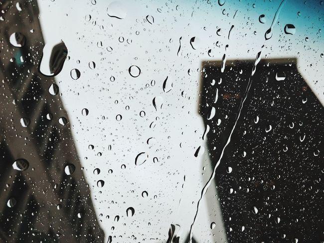 Damp wait. Rainy Days Urban Sky VSCO Vscocam Vscogood Weather EyeEm Nature Lover Urbanphotography Detail Water Drops Showcase April