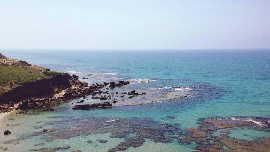 Beautiful Beach Blue Island