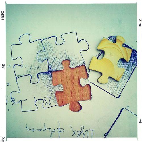 just puzzle! Art