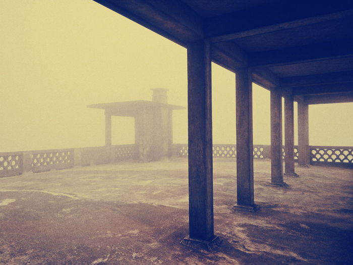 Abandoned Abandoned Buildings Abandoned Places Abandoned Casino Foggy Creepy Travel Photography Travel Bokor Mountain Cambodia