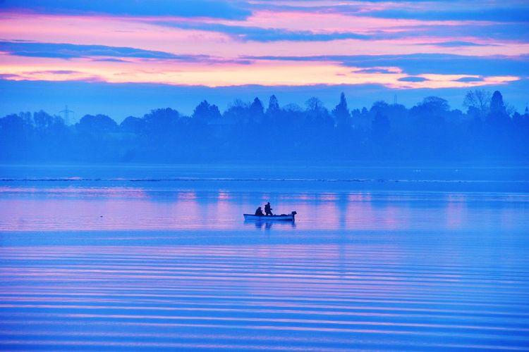 Fishermans sunrise