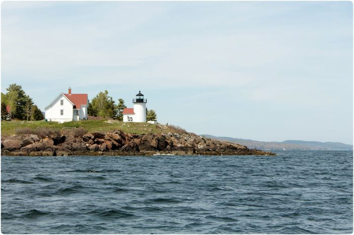 Boothbay Harbor Maine Ocean View Sailing Lighthouse Memory Lane Blast From The Past The Week On EyeEm