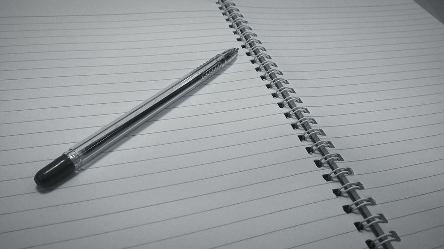 Close-up of paper