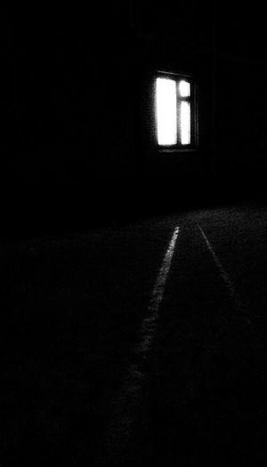 Dark Window No People iphone