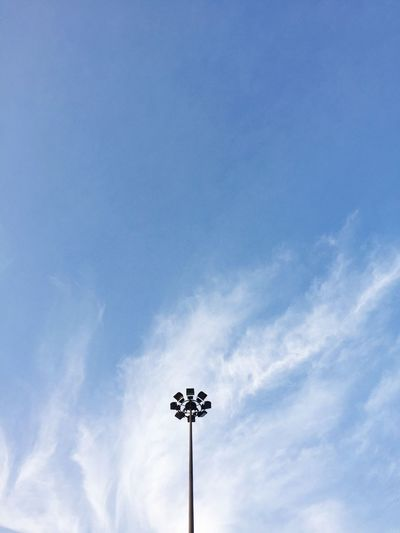 Low Angle View No People Sky Cloud - Sky Day Outdoors Nature Clear Sky Skyporn Sky And Clouds Spotlight Blue Sky