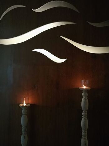 Lighting Equipment No People Illuminated Indoors  Keep Calm Architecture Decoration Candle Candle Light Indoor Design Asian  Thailand
