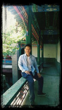 颐和园走廊 First Eyeem Photo