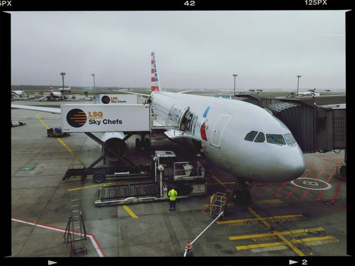 American Airlines AA 071