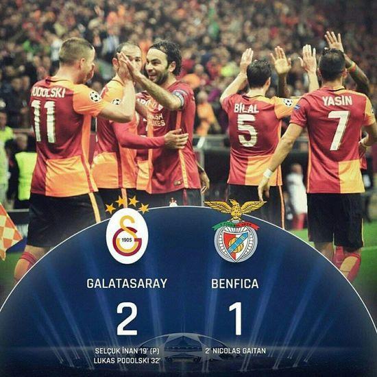 GalataSaray Winners Uefachampionsleague Thanksgod