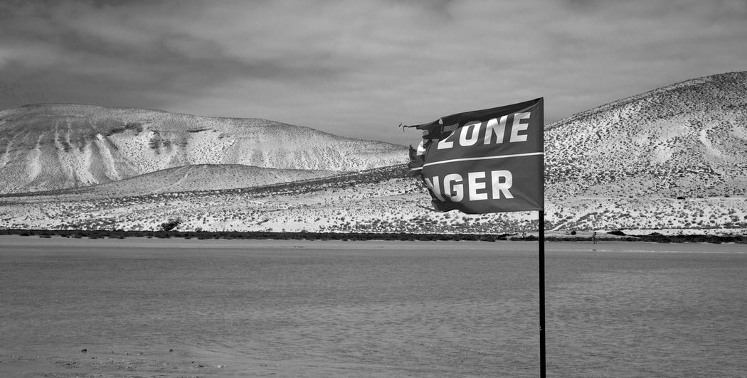 Blackandwhite Blackandwhite Photography Coast Danger Dunes Flag Fuerteventura Hi Nature Panic Sand Dunes Scared Scary SPAIN Stress Surfing