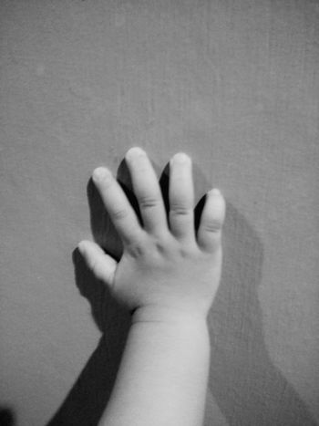 hand of future Kid Hand  Human Hand Palm Men Shadow Close-up