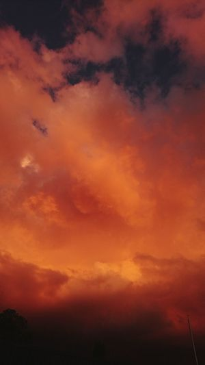 Svensk sommar Sweden Clouds Sunset First Eyeem Photo