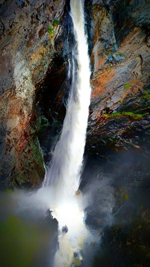 OurayColorado Waterfall Water Fall Under The Bridge Waterfall_collection Mountain Adventure