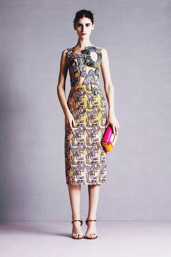 Spring2015 DonneVincenti Fashion Mary Katrantzou