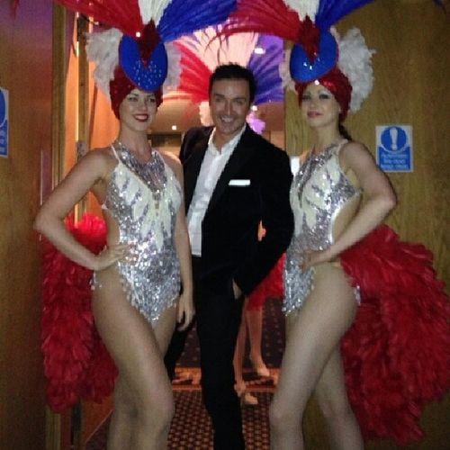 Vegasgirls Velvetjacket Show
