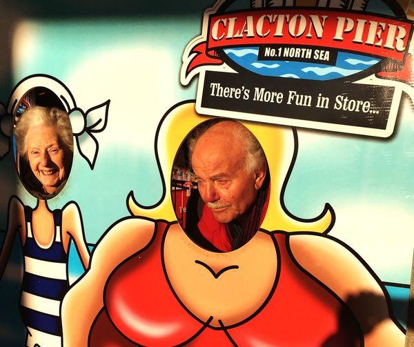 Clacton Pier Seaside Pier Fun