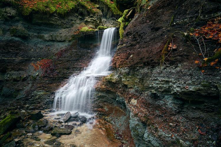 Art Waterfall